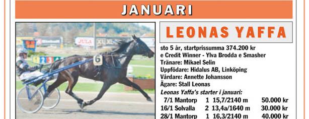 Leonas Yaffa